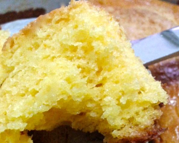Torta fácil de mandarina de TomásSánchez