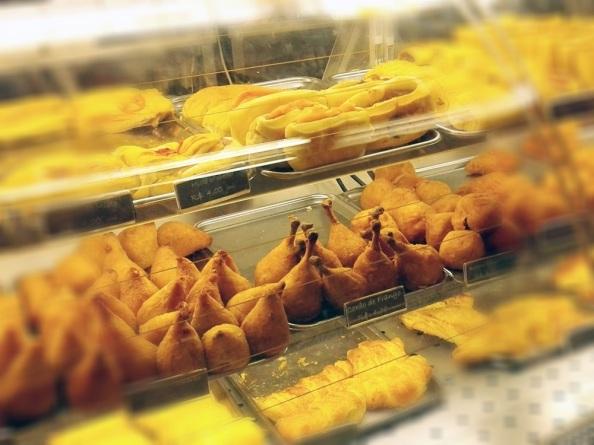 Brasil en sabores: lascoxinhas