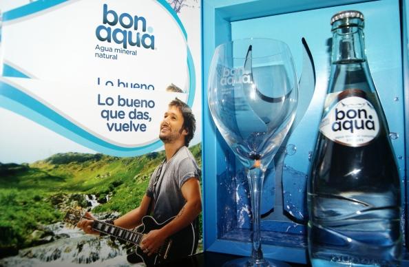 Bonaqua, el agua mineral de CocaCola