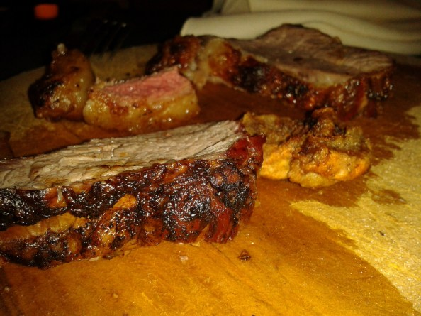 Tour Gastronómico parrillero: Argentum, El fogón de los arrieros, LaParrilla