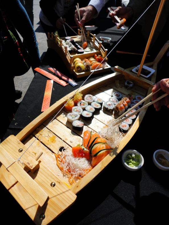Sushi cordobés de Sushi Soul