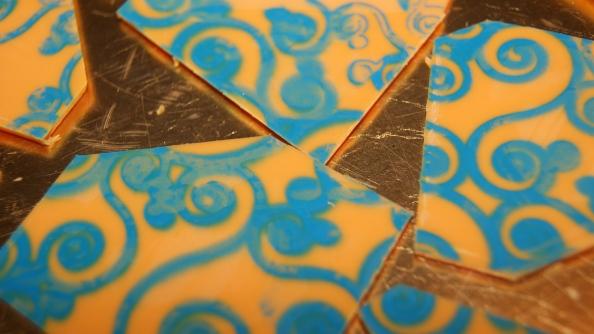 Chocolate pintado